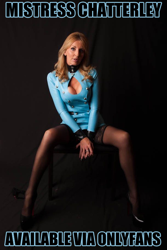 London Mistress Chatterley is available via OnlyFans