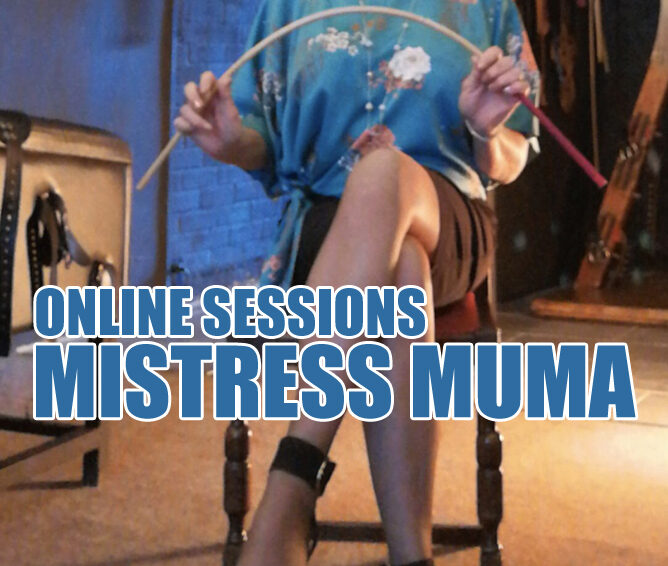 Gatwick Mistresses – Mistress Muma is available for online sessions